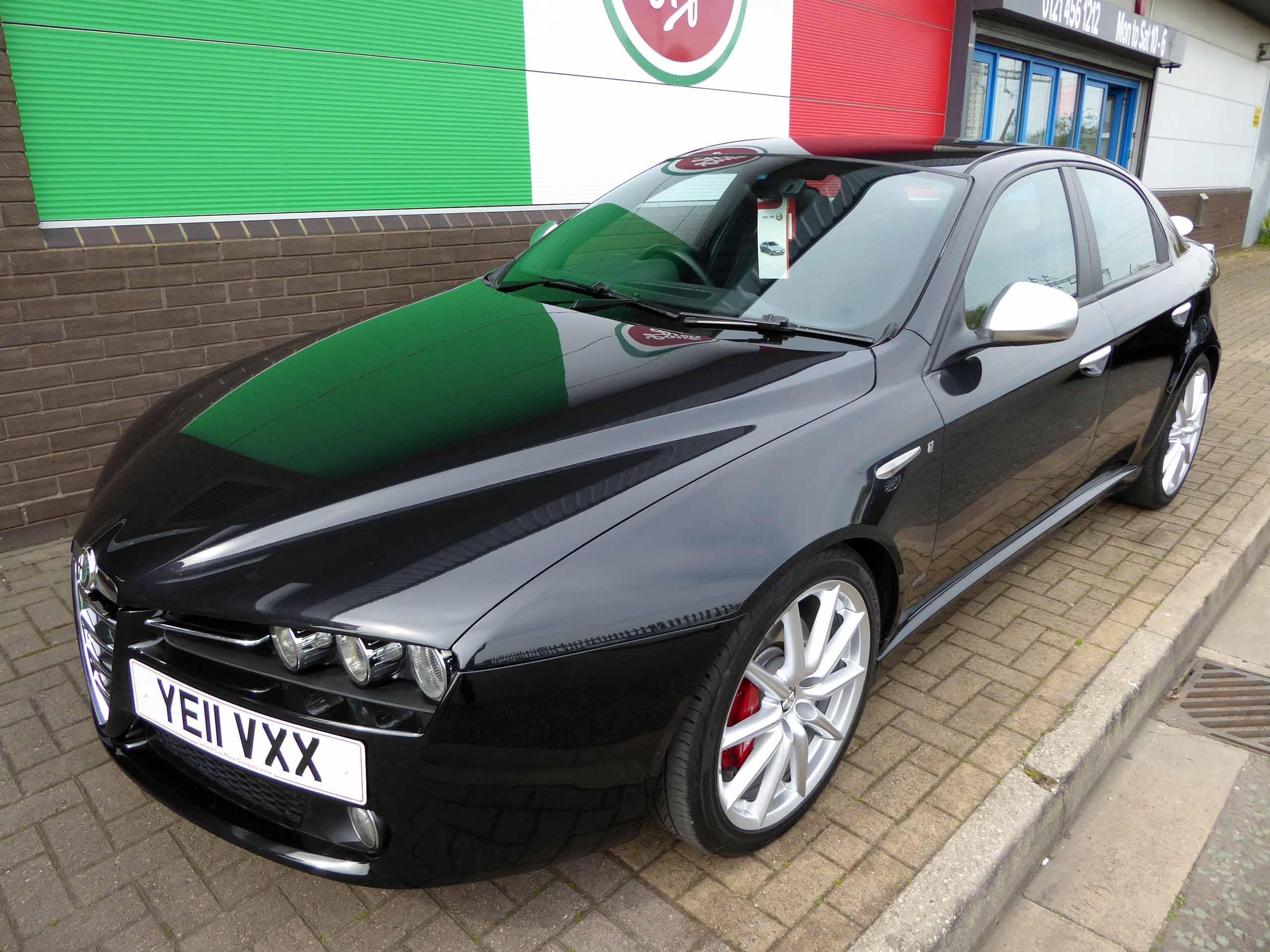 Alfa romeo 159 sportwagon 175 tbi ti