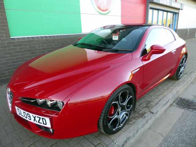 Alfa Romeo Brera 22 Jts S Prodrive Limited Edition 299500 3dr