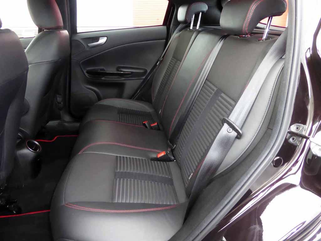 Giulietta Veloce Rear Seats 160651 Love Alfa Romeo